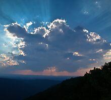 Coopers Rock Cloud by LeeAnne Emrick