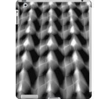 Black and White Cityscape iPad Case/Skin