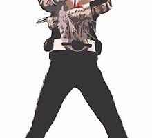 rider pop art by sithlordjax