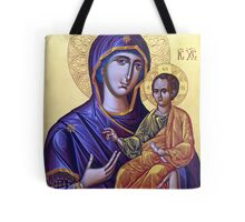 Mary Icon Tote Bag