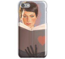 Love for Reading v2 iPhone Case/Skin