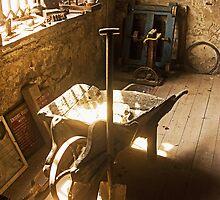 Old workshop by Jon Lees