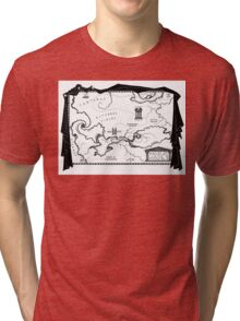 House of Hades Tri-blend T-Shirt
