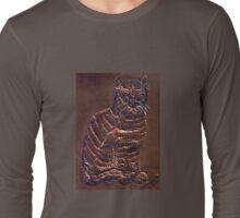 EVIL CAT Long Sleeve T-Shirt