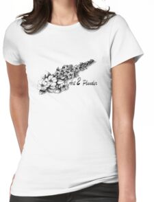Art 2 Plunder Womens Fitted T-Shirt