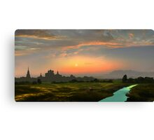Christian Kingdom Canvas Print