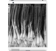 Green Onions iPad Case/Skin