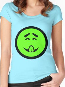 Mr. Yum Women's Fitted Scoop T-Shirt