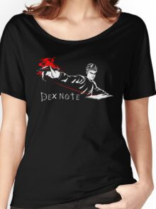 Dex Note Women's Relaxed Fit T-Shirt