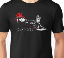 Dex Note Unisex T-Shirt