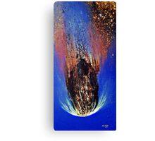 Asteroid Apohis Canvas Print