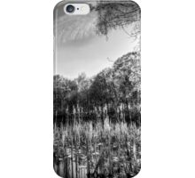 The Bulrush Pond iPhone Case/Skin
