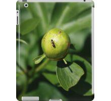 Peony ant iPad Case/Skin