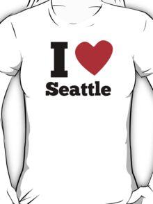 I Heart Seattle T-Shirt