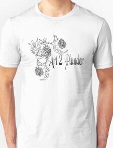 Art 2 Plunder Logo 5 T-Shirt