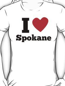 I Heart Spokane T-Shirt