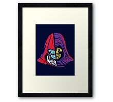 Ancient Hoods of Evil Framed Print