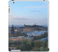 Edinburgh Panorama iPad Case/Skin