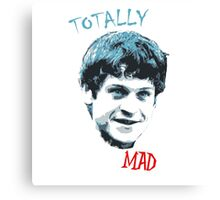 Ramsay the Mad Canvas Print