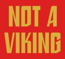 Not a Viking Kids Clothes