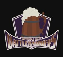 Mithral Hall Battlehammers T-Shirt