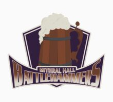 Mithral Hall Battlehammers Baby Tee