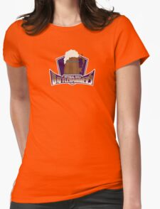 Mithral Hall Battlehammers Womens Fitted T-Shirt