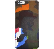 Ahab (from Meditations on Moby Dick) iPhone Case/Skin
