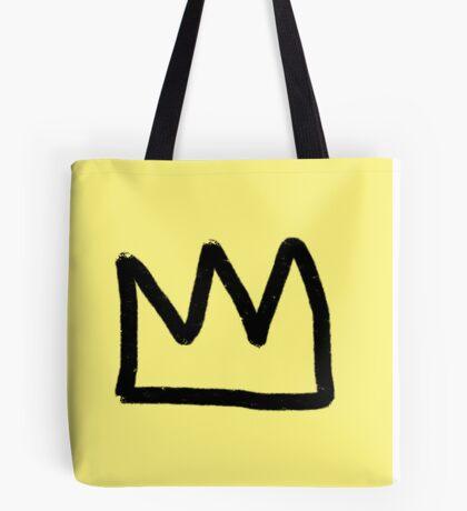 crown. Tote Bag