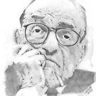 Alan Greenspan by JeffBowan