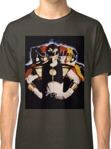 Mighty Morphin Power Rangers 2 Classic T-Shirt