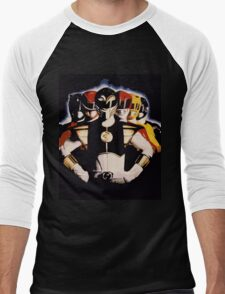Mighty Morphin Power Rangers 2 Men's Baseball ¾ T-Shirt