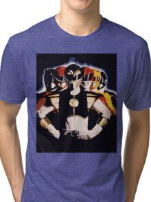 Mighty Morphin Power Rangers 2 Tri-blend T-Shirt