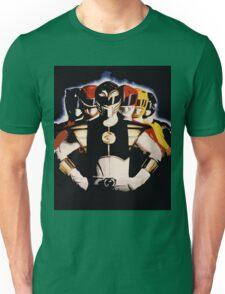 Mighty Morphin Power Rangers 2 Unisex T-Shirt