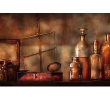 Pharmacist - Precision needed Photographic Print