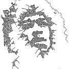 Garabato Hendrix by JeffBowan
