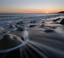 Mahai Sundown. by Michael Treloar