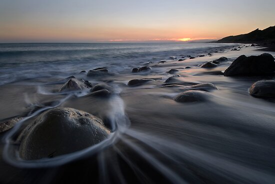 Mahai Sundown. by Michael Treloar
