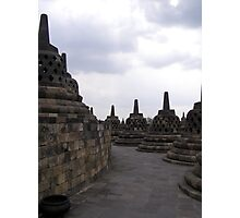 Stupas Photographic Print