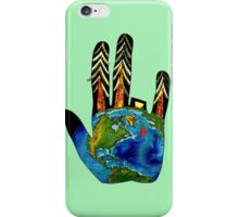 Save Our Trees. iPhone Case/Skin