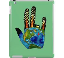 Save Our Trees. iPad Case/Skin