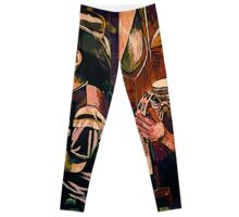 Is and Forever Will Be - Design 1 Leggings