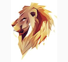 Abstract Polygon Lion Unisex T-Shirt