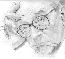 Alan Greenspan 2 by JeffBowan