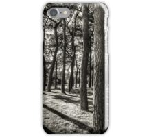 Shadows In The Forest iPhone Case/Skin