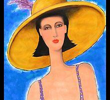Lady Lilac by ASannasardo