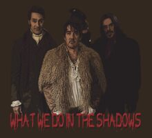 What We Do In The Shadows by spurgel