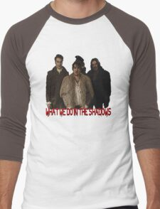 What We Do In The Shadows Men's Baseball ¾ T-Shirt