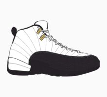 "Air Jordan XII (12) ""Taxi"" by gaeldesmarais"