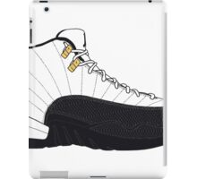"Air Jordan XII (12) ""Taxi"" iPad Case/Skin"